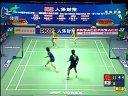 羽毛球比赛;男双;蔡赟;付海锋;李在珍;郑在成