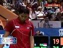 2008年尤伯杯羽毛球赛4强赛叶佩延VS尤丽安蒂