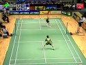 2007年香港羽毛球公开赛半决赛李崇伟VS乔纳森