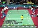 羽毛球比赛:陈金VS西蒙