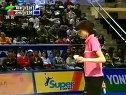 2007年香港羽毛球公开赛决赛谢杏芳VS朱琳