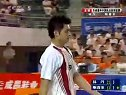 2007年苏迪曼杯中国出征对抗赛男单林丹VS鲍春来