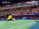 2007年世界羽毛球锦标赛男单半决赛陈侑VS索尼