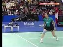 2008瑞士羽毛球公开赛女单决赛-谢杏芳VS张宁第二局