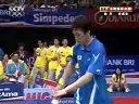 2008年羽毛球汤姆斯杯决赛(上)