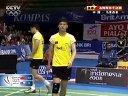 2008年汤姆斯杯羽毛球赛 半决赛 蔡赟傅海峰VS古健杰陈文宏