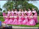 我的电影。九台市南山舞蹈队的美女们。
