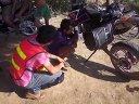 [20]老挝·琅泊拉邦至老挝磨丁,波澜不惊