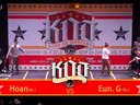 【Popping】Hoan(win) VS Eun.G Popping16进8