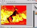 [PS]photoshop 地狱烈火马制作高级效果 PS视频教程 何银鸿主讲