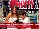 [HappyFm][2013-07-10] Lucia Gil Santiago en Happy FM