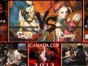 【加拿大杯2013 Day3】《街霸4AE》總決賽 Bonchan vs 拳霸小孩 Part1