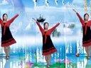 中央美地雪莲广场舞-爱要怎么唱