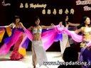 上海专业肚皮舞教练培训 Keepdancing教练班学员及老师演出集锦