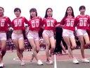 2014广外杯开幕式表演赛拉拉队全程录像