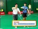 羽毛球实用技术05发球技术(三)反拍发球陈伟华