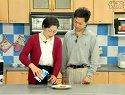 微波炉加热牛奶面包