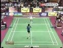 2007年印尼羽毛球公开赛 男单半决赛 鲍春来VS陶菲克