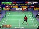 07羽毛球联赛中国站陈金第二轮胜出