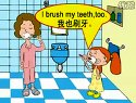儿童情景英语会话1