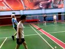 长沙Coffey英语沙龙金轮羽毛球活动2