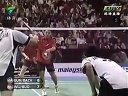 羽毛球比赛录像,2005世锦赛 男双决赛,吴俊明 白国豪VS陈甲亮 西吉特,01