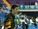 2005年第十届全运会羽毛球赛高凌程瑞VS姜来于洋