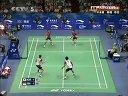 2009年苏迪曼杯羽毛球混合团体锦标赛半决赛韩国VS印尼(1)