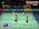 羽毛球比赛录像,2009全英 8强赛,杜婧 于洋vs沃尔沃克 怀特