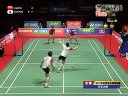 2011 羽毛球世锦赛男双决赛 蔡赟 傅海峰VS柳延星 高成炫 (自制HL)