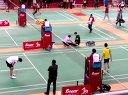东西南北中全国羽毛球大赛(宜兴站) 男单半决赛 第二段