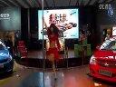 郑州钢管舞 车展钢管舞表演 美女钢管舞表演  埃玛钢管舞