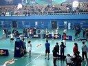 """长春赛区""""红牛杯""""羽林争霸羽毛球公开赛决赛【白】刘加龙VS【红】张虓"""