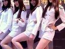 白衣制服美女---白皙的大腿
