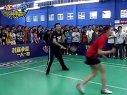 羽林争霸2012红牛城市羽毛球赛北京赛区北京站董炯