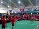 华人杯羽毛球赛(张亚雯混双)