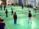 五好家庭 羽毛球 活动 汉阳卡门羽毛球馆 12年2月-aisi