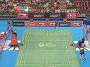 2102新加坡羽毛球赛 王睁茗VS维克多
