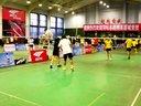 2012索牌羽毛球比赛林展、张锦慧 VS范莉、杨锋 14:21  8:21 --运动天