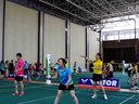 VICTOR全国业余羽毛球混合团体赛(华中)-五好家庭-aisi