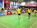 2012索牌羽毛球比赛徐繁、黄涛VS 陈丞、何羽  11:21  11:21--运动天