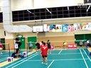 大學生羽毛球邀請賽選段 20120722 - 4
