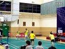 大學生羽毛球邀請賽選段 20120725 - 1