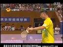 2012中国羽毛球俱乐部超级联赛男双:徐晨桑洋(浙江)VS李锐饶宇强(湖北)