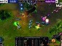 【解说版】Azubu.Frost vs CLG.EU(一) 决赛 OGN夏季联赛