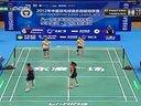 2012羽超联赛 八一VS四川 潘攀冯晨VS杨嘉璐夏春雨