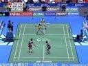 2012日本羽毛球公开赛女双决赛 潘乐恩谢影雪V松尾静香内藤真実