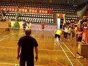 羽毛球中秋比赛视频3
