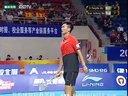2012中国羽毛球俱乐部超级联赛 李鹏和睦VS沈烨洪炜