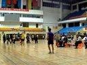 第四届桂林供排水协会运动联谊会羽毛球比赛第一轮2012-10-29